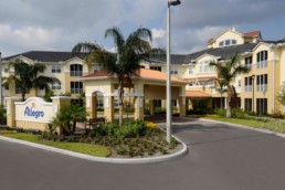 Allegro Senior Living Fire Sprinkler System