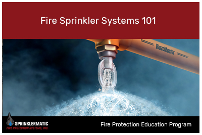 Fire Sprinkler Systems 101 Application of NFPA 13, NFPA 14