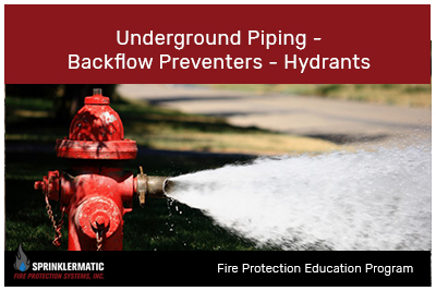 Fire Protection Systems Fire Pumps, Controllers, and Holding Tanks