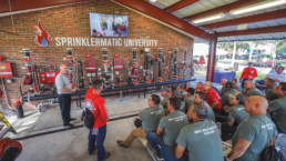 Fire Sprinkler Training Facility Sprinklermatic University